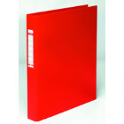 Elba A4 Rbinder 2 O 25mm Red 400001511 (Pack of 10)